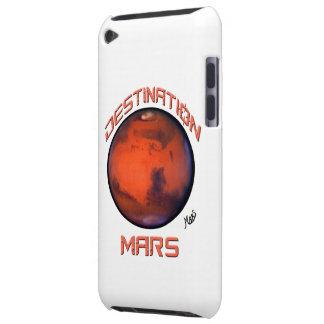 Caso del tacto de Marte iPod del destino Case-Mate iPod Touch Fundas