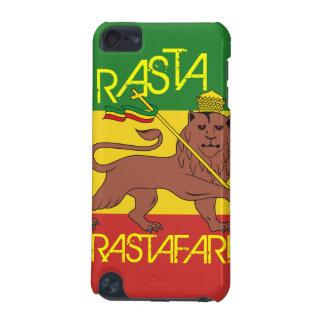 Caso del tacto de Rastafari IPod Funda Para iPod Touch 5G