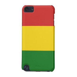 Caso del tacto de Rastafarian IPod