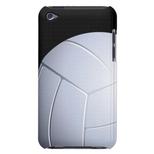 Caso del tacto de There™ iPod del voleibol Carcasa Para iPod