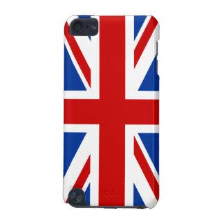 Caso del tacto de Union Jack iPod