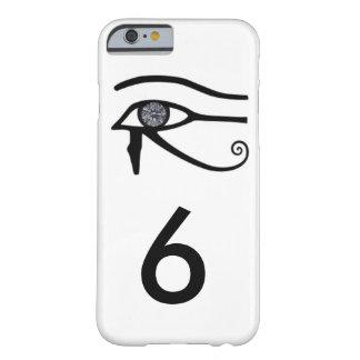 Caso del teléfono 6 del egipcio I Funda De iPhone 6 Barely There