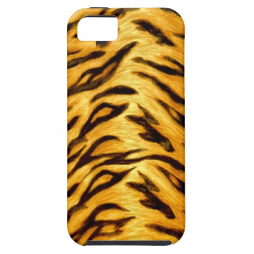 Caso del tigre de la caja de la casamata de IPhone iPhone 5 Case-Mate Cobertura