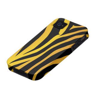 Caso del tigre iPhone 4/4S carcasas