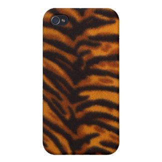 Caso del tigre iPhone4 iPhone 4/4S Carcasas