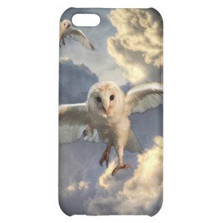caso del toch de iPod del búho del vuelo