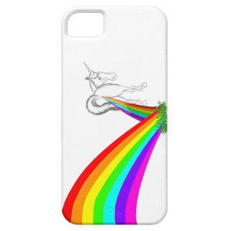 caso del unicornio iPhone 5 carcasa