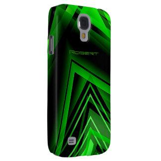 Caso del verde de la galaxia s4 de Roberto Samsung