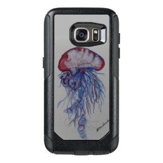 Caso del viajero de la galaxia S7 de Samsung del Funda Otterbox Para Samsung Galaxy S7