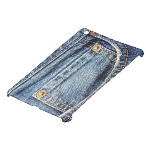 Caso del viejo ipad raído del bolsillo de los teja