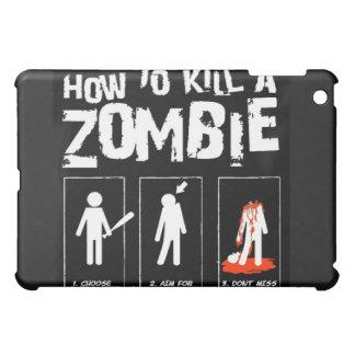 caso del zombi del iPad