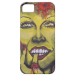 Caso del zombi VI iPhone 5 Case-Mate Protector