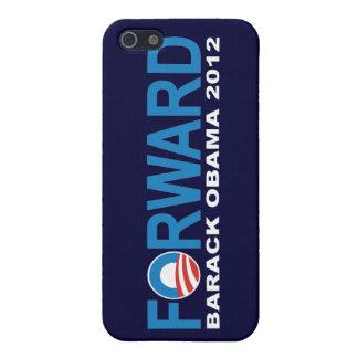 "Caso ""delantero"" del iPhone 4/4s de Barack Obama 2 iPhone 5 Carcasa"