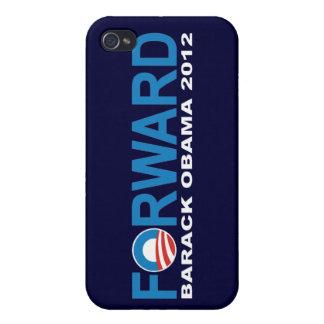 "Caso ""delantero"" del iPhone 4/4s de Barack Obama 2 iPhone 4 Fundas"