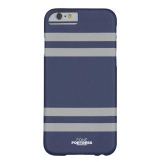 Caso delgado del iPhone 6 de Stripey Funda Para iPhone 6 Barely There