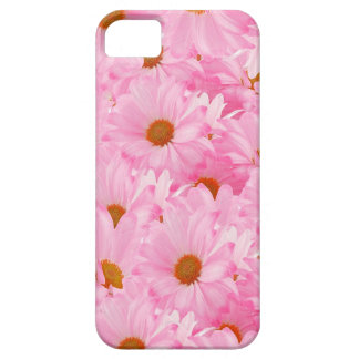 Caso delicado rosado de Iphone 5S de la flor Funda Para iPhone SE/5/5s