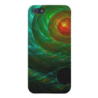 Caso despertado de Iphone del huevo iPhone 5 Protectores