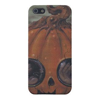 caso diabólico de la mota del iphone 4 del júbilo iPhone 5 carcasa
