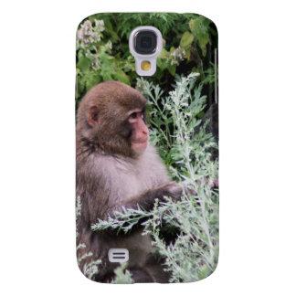 Caso diario de IPhone 3 de la selección del mono