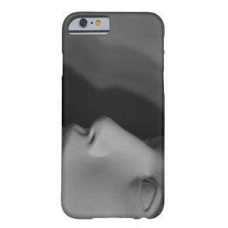 Caso: Dimensión del uno mismo Funda Para iPhone 6 Barely There