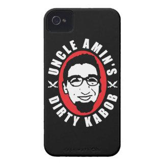 Caso Dirty Kabob Phone de tío Amin Case-Mate iPhone 4 Carcasa