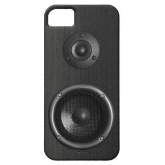 Caso divertido de la música iPhone5 del altavoz iPhone 5 Funda