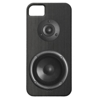 Caso divertido de la música iPhone5 del altavoz Funda Para iPhone SE/5/5s