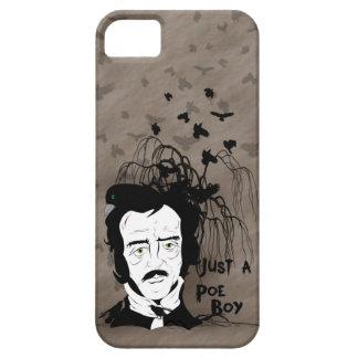 Caso divertido del iPhone 5 de Edgar Allen Poe iPhone 5 Carcasas