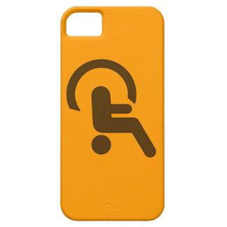 Caso divertido del iPhone 5 de la desventaja para Funda Para iPhone SE/5/5s