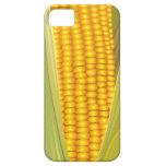 Caso divertido del iPhone 5 del maíz iPhone 5 Case-Mate Cárcasas