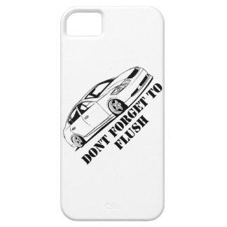 caso divertido del iphone 5 del vip iPhone 5 Case-Mate coberturas