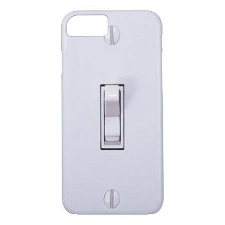 Caso divertido del iPhone 7 del interruptor de la Funda iPhone 7
