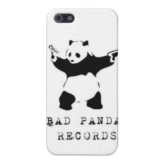 ¡Caso divertido del iphone de la panda! iPhone 5 Fundas