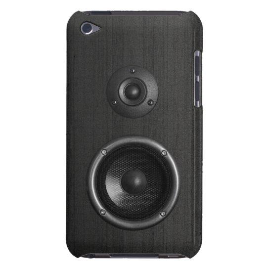 Caso divertido del tacto de iPod de la música del Funda Para iPod