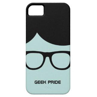 Caso divertido iPhone5 del orgullo del friki iPhone 5 Funda