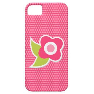 Caso dulce del iPhone de la primavera Funda Para iPhone SE/5/5s