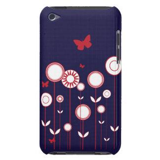 Caso dulce estupendo del tacto de iPod iPod Touch Case-Mate Cárcasas