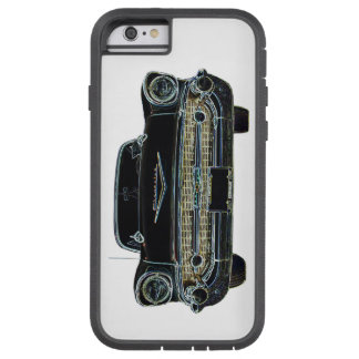 Caso duro 1957 del iPhone 6 de Xtreme del Bel Air Funda De iPhone 6 Tough Xtreme