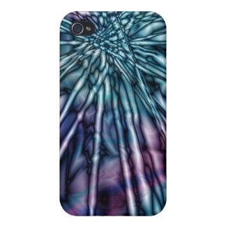 caso duro abstracto del iPhone 4/4S Shell iPhone 4 Carcasa