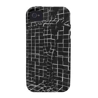 Caso duro de Chamelea (iPhone 4) Vibe iPhone 4 Carcasa