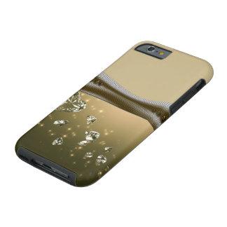 Caso duro de IPhone 6 poner crema de la casamata Funda Para iPhone 6 Tough