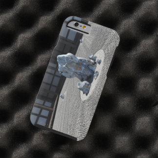 Caso duro de Karesansui (caso del iPhone 6) Funda De iPhone 6 Tough