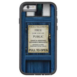 Caso duro de la policía de llamada del iPhone Funda Para iPhone 6 Tough Xtreme