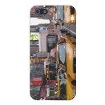 Caso duro de Nueva York 2 Shell para el iPhone 4 iPhone 5 Cobertura