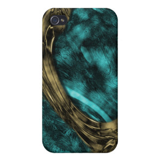 Caso duro de Speck® Fitted™ Shell para el iPhone 4 iPhone 4 Carcasas
