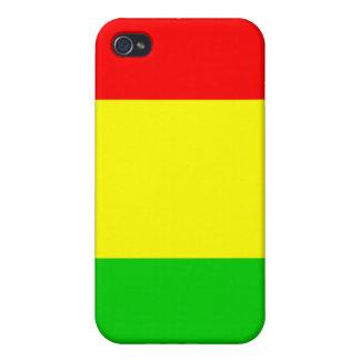 Caso duro de Speck® Fitted™ Shell para el iPhone 4 iPhone 4 Funda
