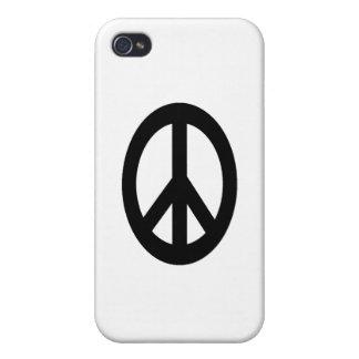 Caso duro de Speck® Fitted™ Shell para el iPhone 4 iPhone 4 Cárcasa