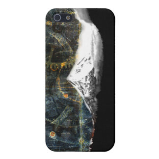 Caso duro de Speck® Fitted™ Shell para el iPhone 4 iPhone 5 Coberturas