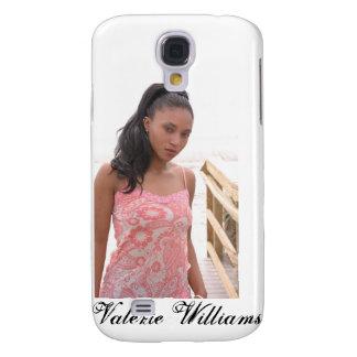 Caso duro de Valerie Williams Shell para el iphone Funda Para Galaxy S4