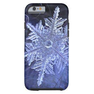 Caso duro de Winterborn (caso del iPhone 6) Funda De iPhone 6 Tough
